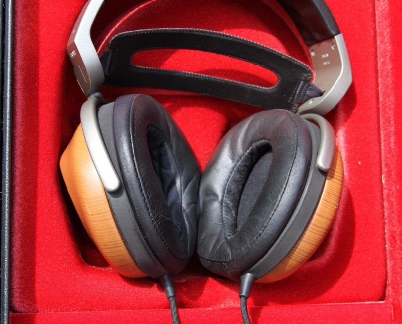 Sony MDR-R10 coussinets