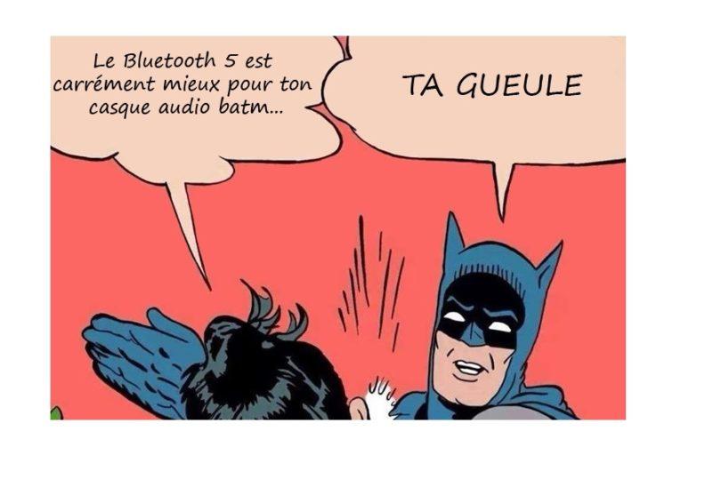 Bluetooth 5 Arrêtons De Dire De La Merde Audio Du Village