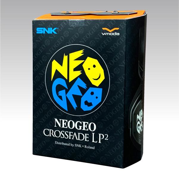 v-moda NeoGeo boite
