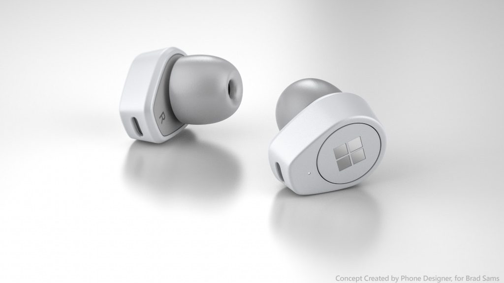 Des True Wireless Microsoft en vue Audio Du Village