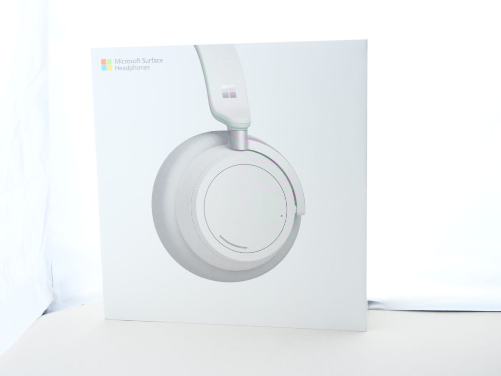 Surface headphones boite