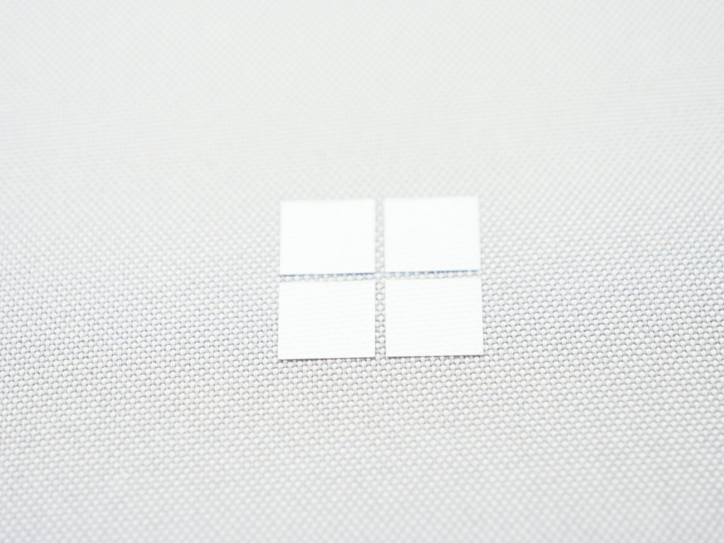 Surface headphones housse logo