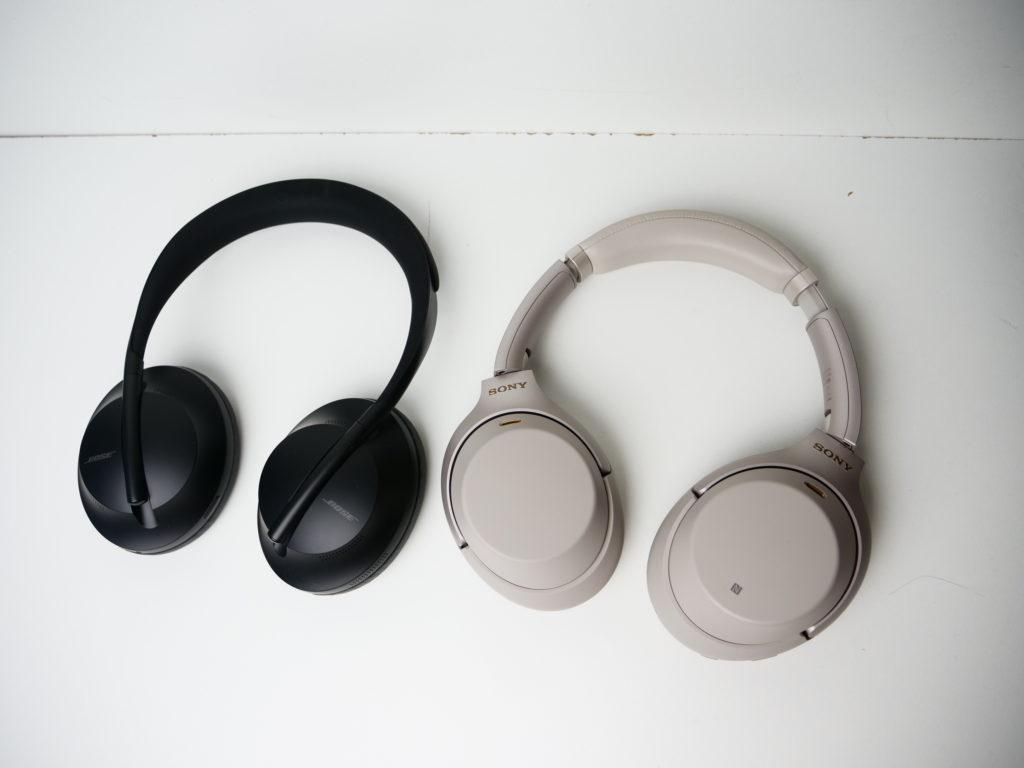 comparatif casque bose vs sony
