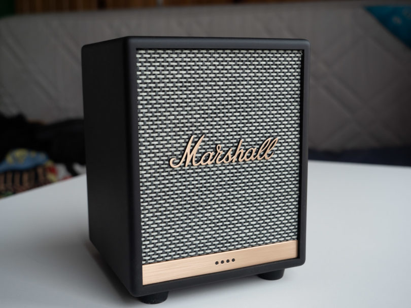 Marshall Uxbridge de trois quart